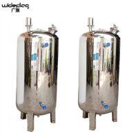 订做304不锈钢卫生级立式无菌水箱 大吨位水箱 清又清厂家