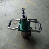 金林产地货源ZRS25-50/400型手持式乳化液钻机