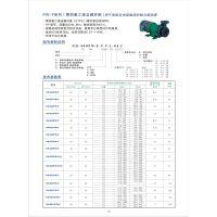 日本PANWORLD铁氟龙磁力泵NH-402PW-F-SIC