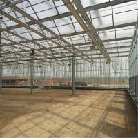 花卉智能玻璃温室大棚造价 玻璃温室大棚厂家 种植型温室大棚公司