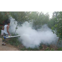 果树弥雾机山东 大棚水冷烟雾机 脉冲打药机