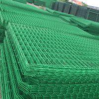 工厂护栏网片 贵州防护网 光伏发电围栏