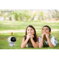 卡仕儿童陪读机器人玩具智力早教机