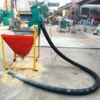 双管内置弹簧式抽粮机防尘 玉米气力吸粮机?