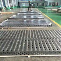 现货 三维柔性多孔焊接平台平板 铸铁柔性工装夹具组合快速焊接台