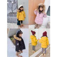 中国童装批发市场排名韩国童装批发市场在哪中高档冬款儿童棉衣羽绒服批发货源货到付款网