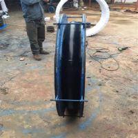 水泵进出口橡胶软接头 水泵避震喉 减震橡胶软接头价格