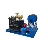 厂家供应湖北诺亚NY-50170柴油机驱动大型市政管道疏通机