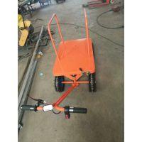 供应搬运手推电动平板车直销电动瓷砖平板车