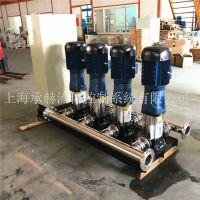 南方泵业总代理不锈钢304无负压给水系统定做CDLF42-30-2上海发货
