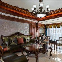 长沙原木整屋家具质量、原木房门、衣柜门订制厂家推广