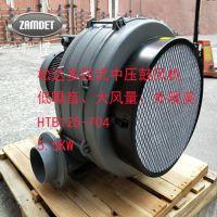 松达HTB125-704多段式中压鼓风机、低噪音5.5KW