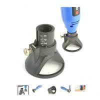 电磨配件 喇叭罩 电磨固定器 模型固定器 迷你型电磨定位器