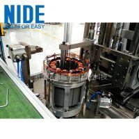 诺德水泵无刷电机绕线机 大型马达定子针式内绕机绕线设备