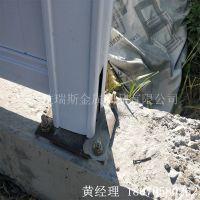 广东金属围挡 建筑工地 市政围挡 围挡厂家供应