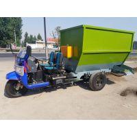 南京机动三轮撒料车价格 养殖场饲料运输车