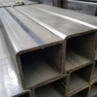 油拉光亮方管50.8x50退火方管60x60冷拉光面带钢42x42刮焊缝方管