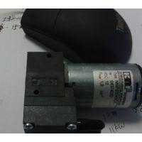 介休KNF微型气泵真空泵直流DC12V或DC24V微型气泵迷你气泵小空压机静音模型喷涂彩绘泵行业领先