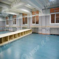 优尚舞蹈地胶 pvc地板胶 防水防滑 高质量 高要求 耐磨 工厂直销