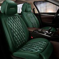 18新款真皮全包围汽车坐垫套四季通用汽车车座套按车型棉麻座椅套