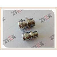 不锈钢抛光电缆夹紧接头TW系列天津厂家,不锈钢316耐腐蚀电缆接头订制