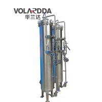 南宁华兰达多介质过滤器厂家提供水净化过滤设备 依据原水的水质情况配内部滤料