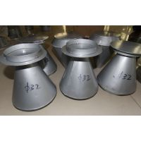 供应02S301带直段吸水喇叭口 DN400水池碳钢吸水喇叭口加工价格