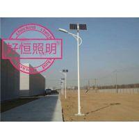 农村太阳能一体路灯 太阳能光伏发电LED路灯 重庆家用太阳能30瓦灯价格