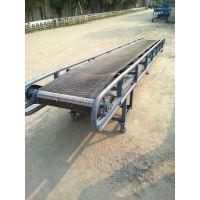 角钢式送料机 防油耐腐 有机肥料装卸输送机