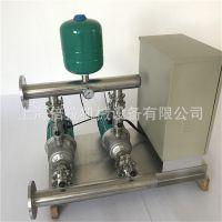 自动变频供水设备MHI1603恒压补水装置水泵一控二WILO德国威乐