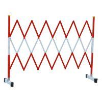 亚源绝缘围栏电力临时护拦玻璃钢伸缩电力安全施工绝缘防护围栏安全稳定