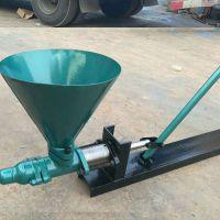 高压手动水泥注浆泵小型手动注浆机厂家直销