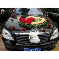 昆明黄土坡立交桥附近装扮婚车选择昆明仙女居花艺