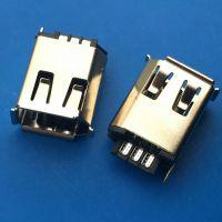 IEEE连接器/1394插头6P STM全贴片 firewire火线接口连接器 -日宝