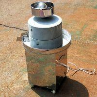 山东旅游景区特产芝麻酱香油电动石磨机 节能高效五谷杂粮豆浆石磨机