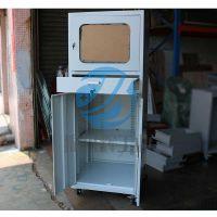 深圳振兴辉移动电脑柜 防尘机柜现货销售雕刻机工控柜
