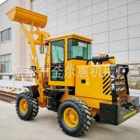铲土运输机械 无级变速装载机 路基工程的填挖用小型装载机