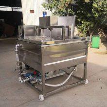 油炸锅、油炸锅生产线、麻花、蜜三刀生产线、福达食品机械-油炸锅设备