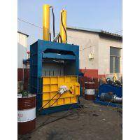 200吨立式液压打包机配置 废纸包块重400-500公斤用多大的打包机思路压包机厂家