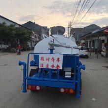 江西厂家供应新能源电动四轮洒水车