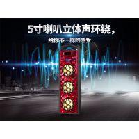 厂家直销musiccrown蓝牙音箱 手提户外插卡 七彩灯炫酷 礼品音箱CE FCC