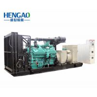 恒奥 1600KW高压发电机组清油 重油
