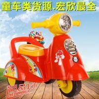 儿童滑行车学步可坐三轮宝宝溜溜助步车音乐玩具2-6