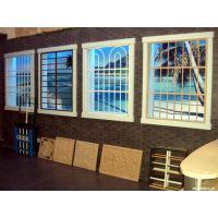 琼海新型空调百叶窗Q235HC,组装式空调围栏,锌合金防盗网安装简单