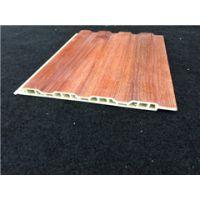 竹木纤维集成墙板工厂 智能模块拼接,整屋快装新里程碑