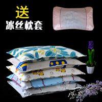 乔麦乔皮凉枕头成人一个助睡眠枕芯全荞麦壳荞麦皮3斤夏季清仓大