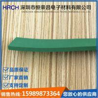 厂家直销绿色垫刀泡棉 60° 回弹率65% 日本刀模垫 高弹力