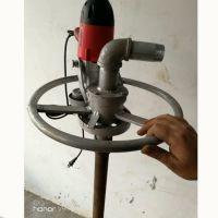 小型打井机 手电钻式打井机