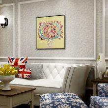 清新淡雅卧室墙面定制优选三色珠光 欧尼斯特厂家批发价格