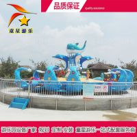 TX--JZSYD童星游乐激战鲨鱼岛经济效益好小型游乐场设备厂家